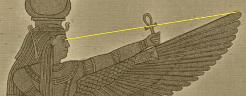 Winged-Figure-Detail